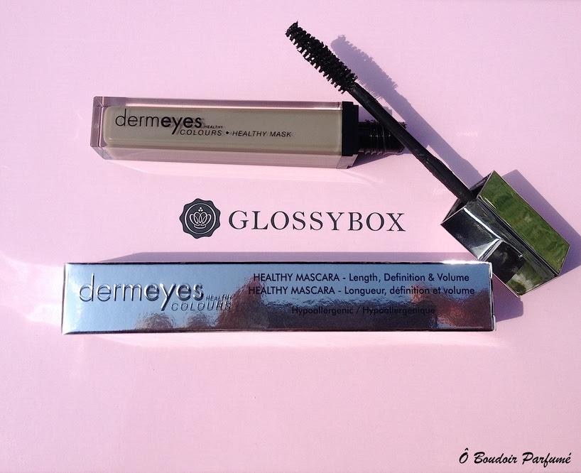 """Glossybox """"Au fil du printemps"""":"""