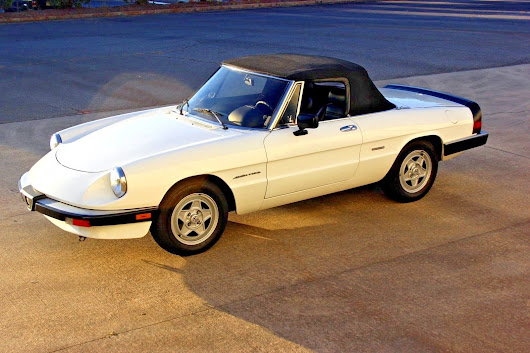 1990 Alfa Romeo Spider – Drives Beautifully for sale