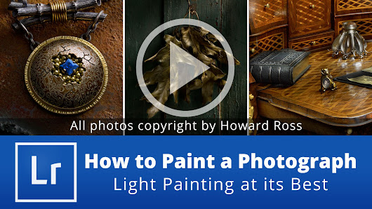 How to Paint a Photograph - Light Painting at its Best - farbspiel photography
