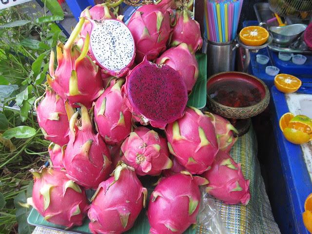 Dragon fruit, Bangkok