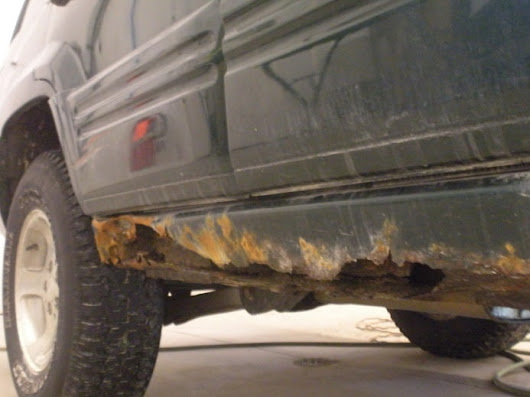 How to remove rust from your car | Charlotte auto repair