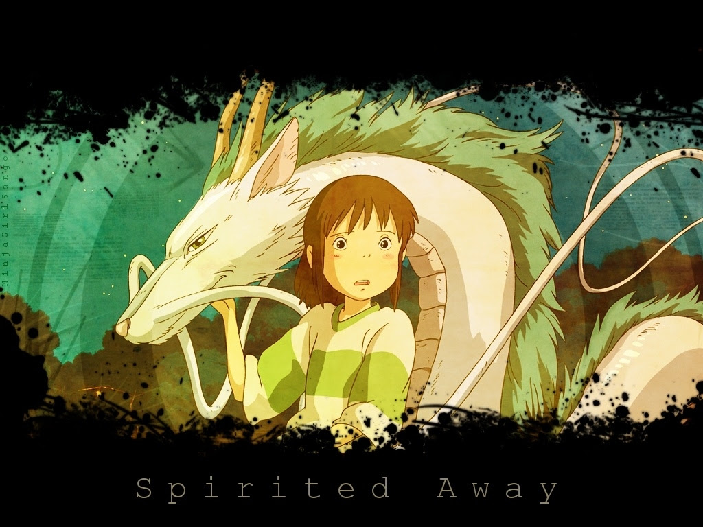 Spirited Away Spirited Away Wallpaper 29096005 Fanpop