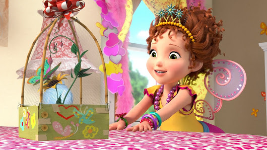 10 Fun Facts About Disney Junior's New Show, Fancy Nancy! | #DisneyFancyNancy