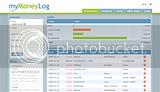 myMoneyLog - Controle suas finanças pessoais