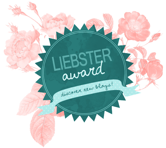Liebster Award - Yellow Feather