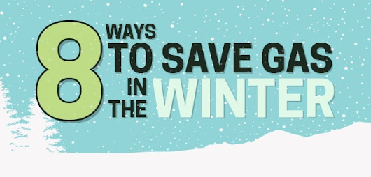 The Lia Auto Group | Eight Ways to Save Gas in the Winter
