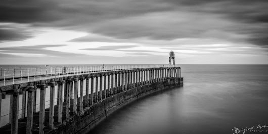 Whitby Yorkshire - Places to Photograph Landscapes