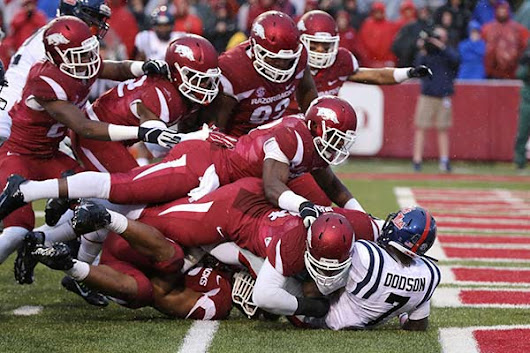 SEC Football 2014 Week 13 Review and Week 14 Preview