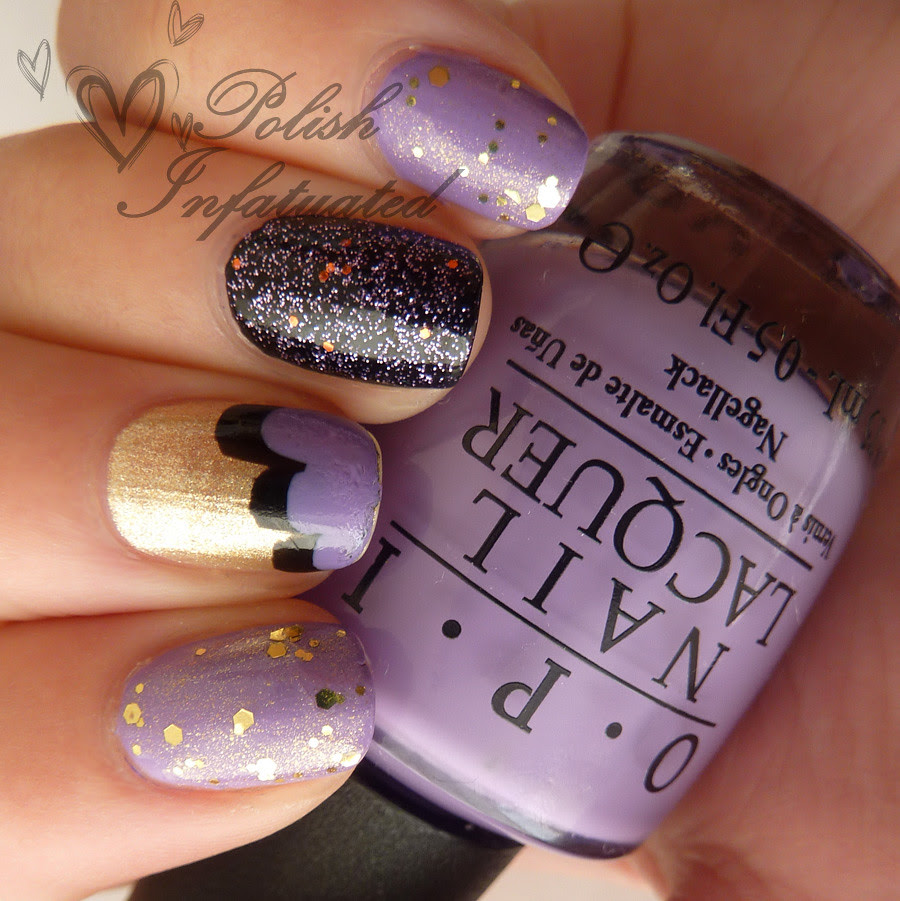 purple, black and gold3