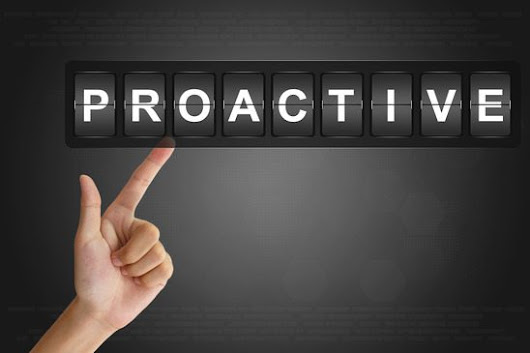 Proactive vs. Reactive Agents | Real Estate Marketing News
