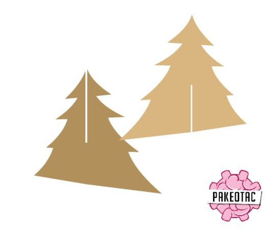 Pohon natal homemade : Pakeotac | DIY PROJECTS