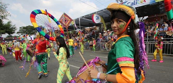 Prepárese para vivir la fiesta más importante de la ciudad: la 57 Feria de Cali
