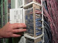 Συνδεσμολογία καλωδίων τηλεφώνου
