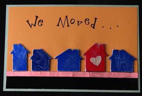 We Moved - GlueFoil