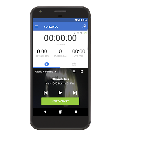 Runtastic brings you the beats with Google Play Music