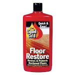 Scott's Liquid Gold 30019 Quick and Easy Floor Restore, 24 Oz