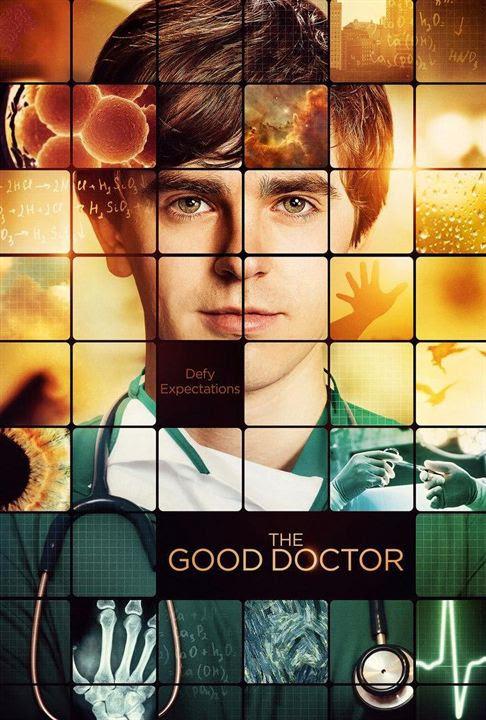 Resultado de imagen de poster the good doctor