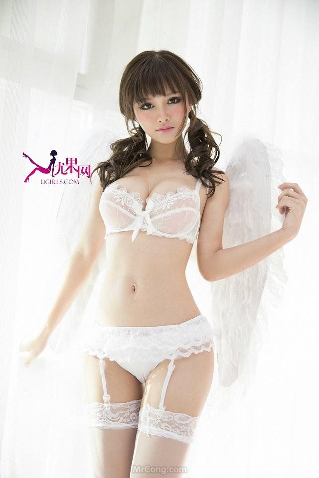 Người đẹp Momo khoe ngực căng tròn trong bộ ảnh UGIRLS 145 - Page 3 of 3