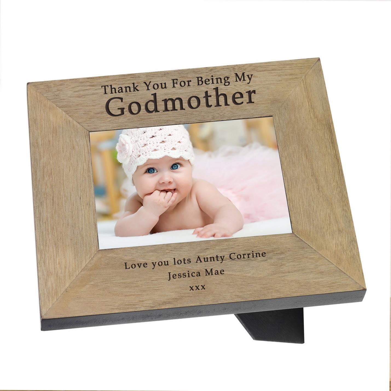 Godmother Wood Frame 7x5