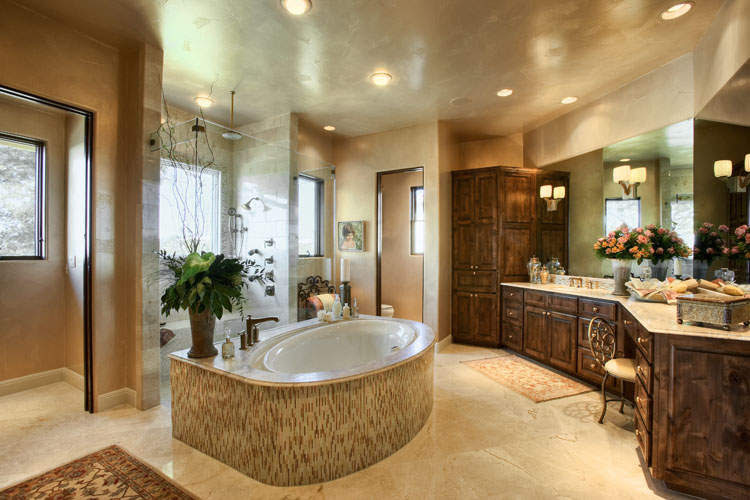 Master Bathroom Ideas - EAE Builders