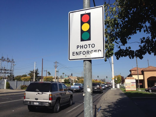 Perfect enforcement: On the ground in the red light camera wars