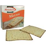 Communion-Matzo Unsalted Bread-Square (10 Oz)