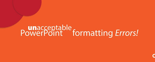 10 Common PowerPoint Formatting Mistakes to Avoid
