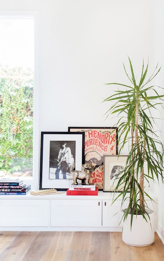 Home Tour: A Crisp, Edgy, and Eclectic Family Home