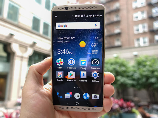ZTE Axon 7 becomes one of the first non-Google phones to get Android 7.1.1
