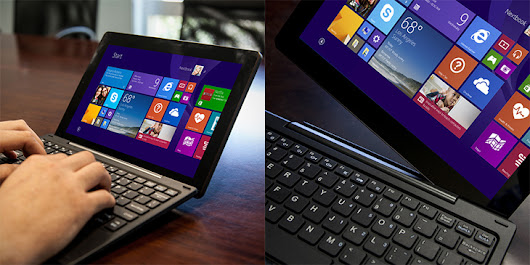 First Nextbook Tablets with Windows Available For Purchase | Laptoping | Windows Laptop & Tablet PC Reviews and News