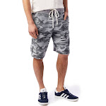 Alternative Victory Loopside Burnout French Terry Shorts