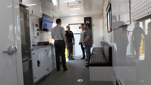 New mobile lab hopes to drive prevention of workplace accidents
