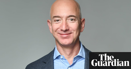 Jeff Bezos: where the $106bn man belongs on the all-time rich list | Business | The Guardian