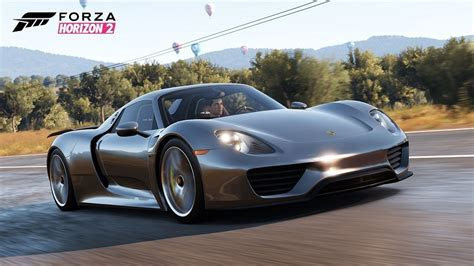 Forza Horizon 2   Porsche Expansion :: Team VVV