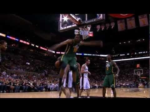 16e5de43a NBA Slams Of The Weekend (Video)