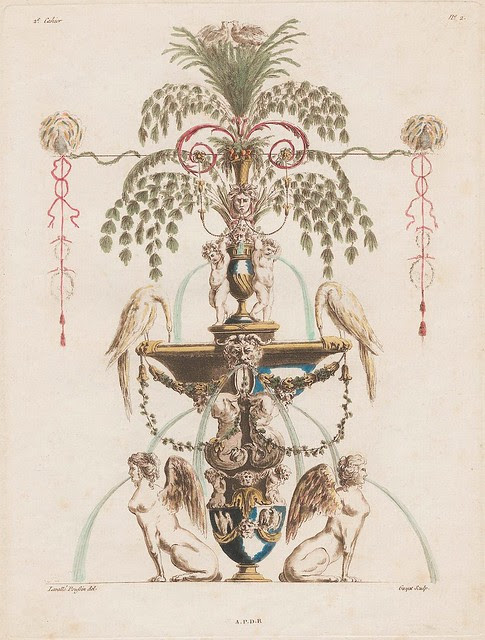 Nouvelle collection d'arabesques, 1810