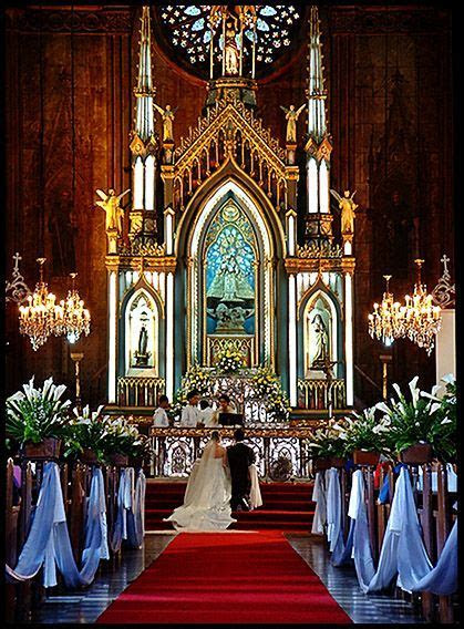 Manila, Gothic and Church on Pinterest