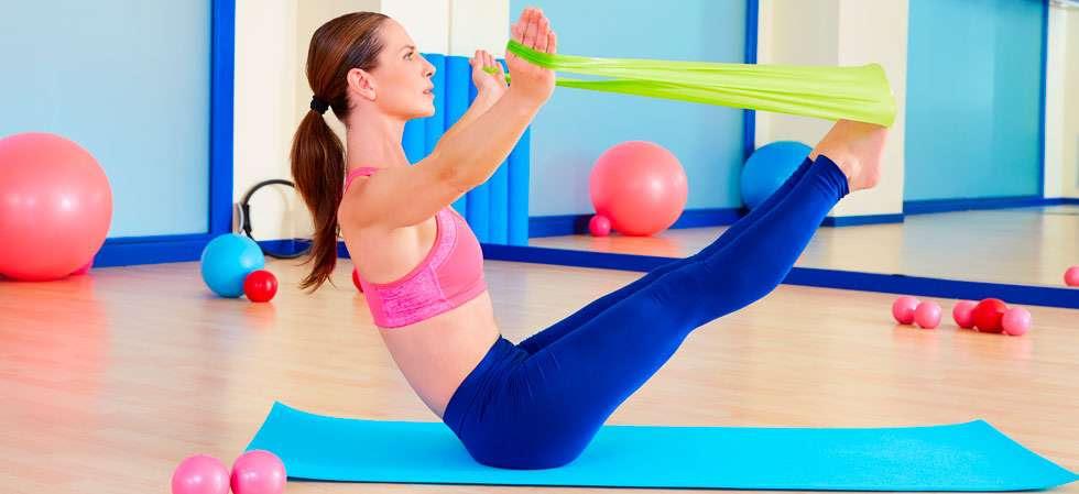 Pilates: fitness, prevenção e reabilitação