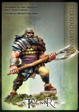 German Warrior