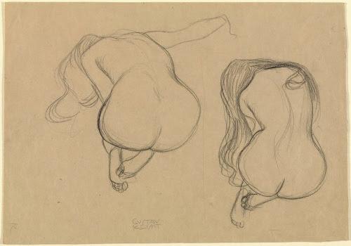 Gustav Klimt erotica sensual32