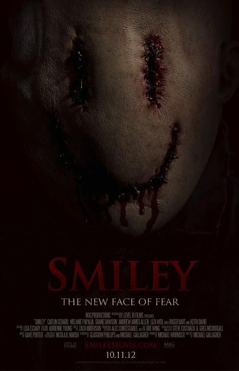 Risultati immagini per smiley movie poster