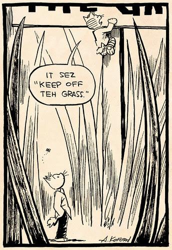 Laugh-Out-Loud Cats #2323 by Ape Lad