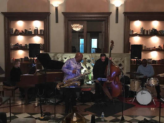 Creating the Vibe: Hotel Normandie Inaugural Jazz Nite