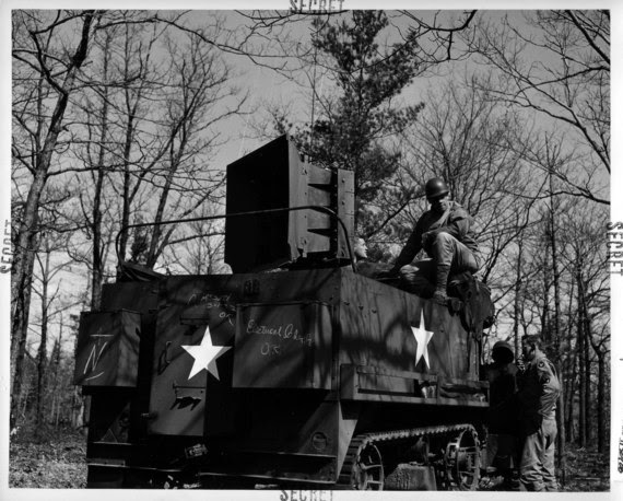 segunda guerra infantaria