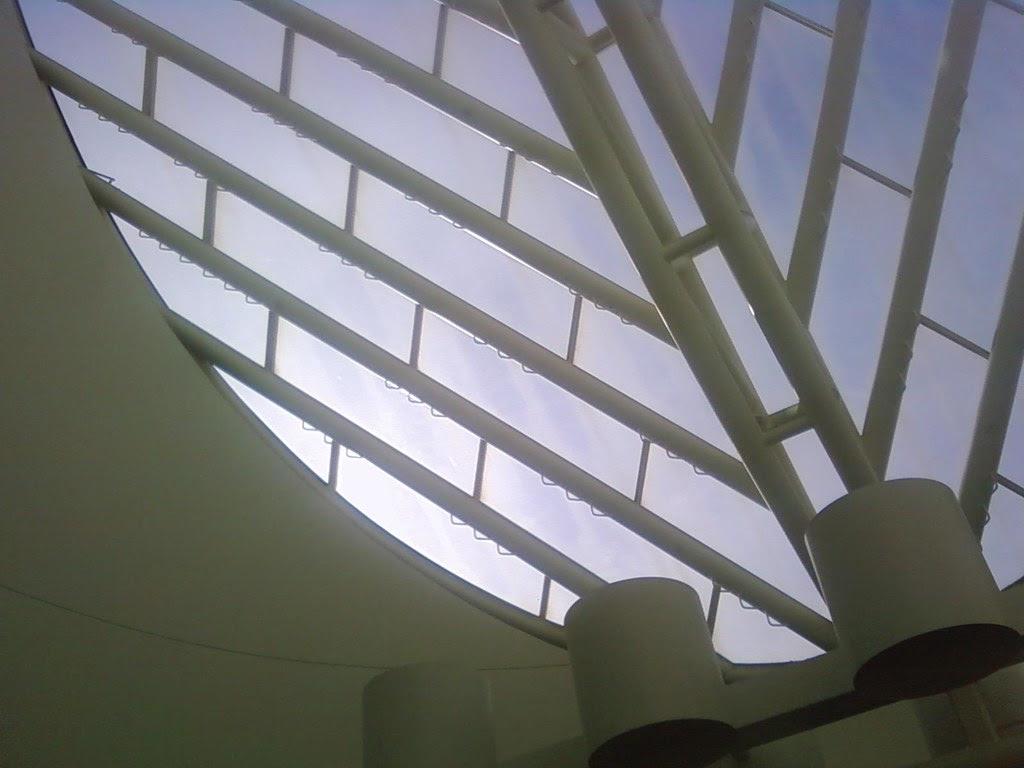 In atrium 2