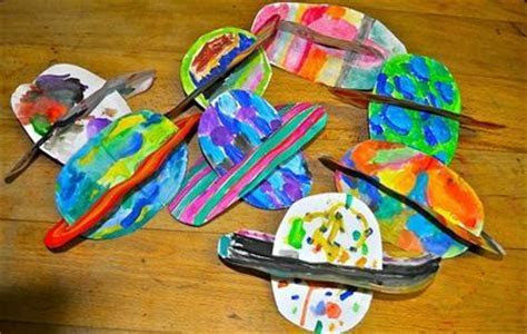 Another cute and CHEAP planet craft / Preschool items