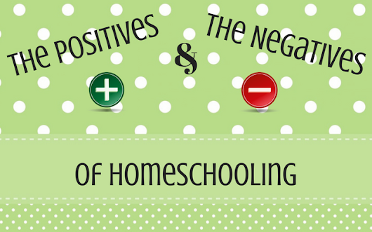 Tipping the Scales - The Positives and Negatives of Homeschooling