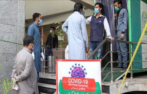 Pakistan reports 2,756 fresh COVID-19 cases in last 24 hours