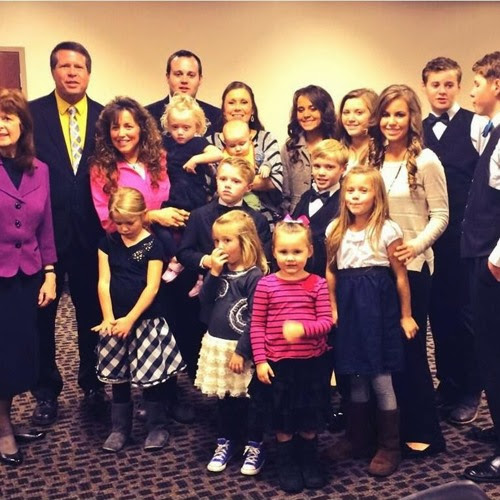 Nineteen Ways To Leave Your Duggars