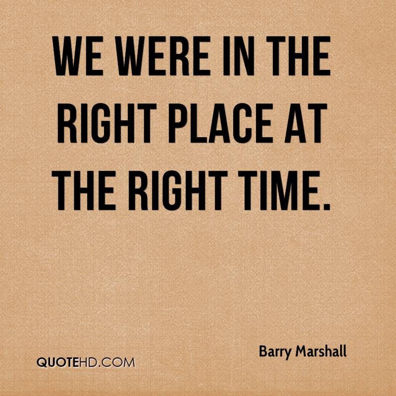 Barry Marshall Quotes Quotehd